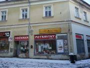 Pronájem nebytových prostor v centru České Lípy,prodejní plocha 40m2