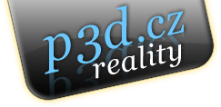 Reality / nemovitosti P3D