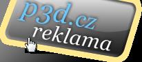 Reklamní spužby p3d.cz